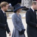 Prince Windsor and Kate Middleton  attend the opening of Iraq and Afghanistan Memorial