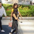 Selena Gomez – Leaving Sheraton hotel in Los Angeles