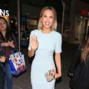 Arielle Kebbel – Leaving 'The Female Brain' Premiere in Hollywood - 454 x 759