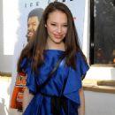 Chloe Bridges - The Longshots Premiere 20 Aug 2008