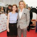 Bonnie Wright and Jamie Campbell Bower were seen walking the red carpet at the 2011 National Movie Awards in London, England, May 11!