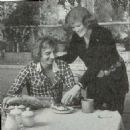 Barry Manilow and Linda Allen