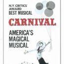 Carnival! Original 1961 Broadway Cast Music By Bob Merrill