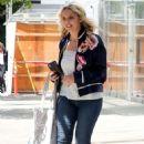 Sarah Michelle Gellar – Out in Beverly Hills - 454 x 681