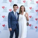 "Sakis Rouvas and Katia Zygouli- 25 years anniversary of ""Elpida"" Association"