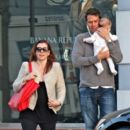 Alyson Hannigan: out shopping in Santa Monica