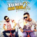 New Tu Mera 22 Main Tera 22 posters - 449 x 599