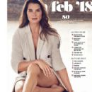 Brooke Shields – Health US Magazine (January 2018) - 454 x 605