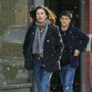 Catherine Zeta-Jones and Justin Bartha Film - 405 x 594