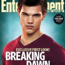 Taylor Lautner - Entertainment Weekly Magazine Cover [United States] (30 April 2011)