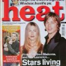 Jennifer Aniston - Heat Magazine Cover [United Kingdom] (13 April 2000)