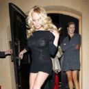Pamela Anderson: Sexy Sheer in Beverly Hills