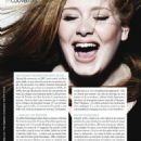 Adele - Elle Quebec Magazine Pictorial [Canada] (September 2011)