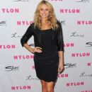 Stacy Keibler - Nylon Magazine 12 Anniversary Issue Party with the 'Sucker Punch' cast at Tru Hollywood on March 24, 2011 in Hollywood, California