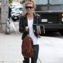 'Killer Photo' actress AnnaLynne McCord spotted out for lunch in Beverly Hills, California on December 17, 2014