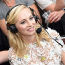 Candice King – 'The Vampire Diaries' Press Line at Comic-Con 2016 in San Diego - 454 x 363