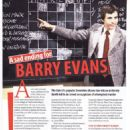 Barry Evans - Yours Retro Magazine Pictorial [United Kingdom] (31 October 2019)