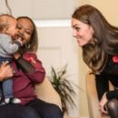 The Duchess Of Cambridge Visits The Nelson Trust Women's Centre - 454 x 268