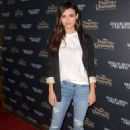 Victoria Justice–Disney's 'Pirates of the Caribbean:What Comes Around Goes Around' event in Beverly Hills