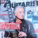 Guitarist & Bass Magazine Cover [France] (July 2014)