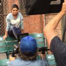 Selena Gomez Adidas Neo Label Fallwinter 2015 Behind The Scenes