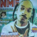 Snoop Dogg - New Musical Express Magazine Cover [United Kingdom] (30 November 1996)
