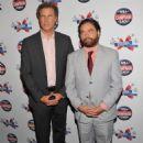 Will Ferrell and Zach Galifianakis at