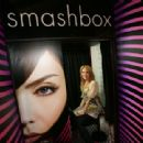 Julie Benz - Mar 12 2008 - Poses In The Smashbox Cosmetic Photo Booth At Mercedes-Benz Fashion Week In Culver City