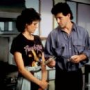 Ally Sheedy and Michael Ontkean