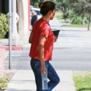 Jennifer Garner – Heads to a doctor's appointment in Brentwood