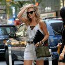Annika Krijt – Arrives at Victoria's Secret Auditions in New York - 454 x 454