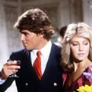 Ted McGinley and Heather Locklear