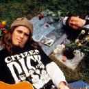 Singles (1992) - Matt Dillon and the director Cameron Crowe