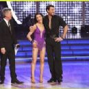 Merly Davis on Dancing with the Stars