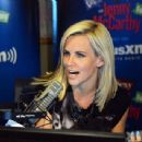 Jenny McCarthy and Snooki At Siriusxm Studios In New York City