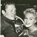 Kim Novak and Mac Krim