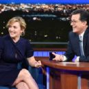 Kate Winslet At The Late Show with Stephen Colbert (December, 2017) - 454 x 303