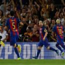 Barcelona 7-0 Celtic: Holy Trinity of Lionel Messi, Neymar and Luis Suarez leave Hoops praying for the end in Champions League opener at Nou Camp - 454 x 289