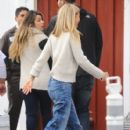 Gwyneth Paltrow is spotted out and about with her boytoy at the Brentwood Market Brentwood, California on December 10, 2016 - 408 x 600