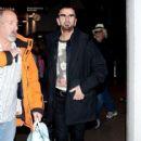 Ringo Starr arrives at Lax