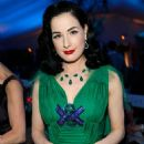 Dita Von Teese - May 20 2008 - Roman Polanski