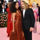Zoe Saldana and Marco Perego: The 2019 Met Gala Celebrating Camp: Notes on Fashion - Lookbook