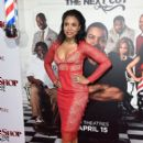 Regina Hall attends the premiere of New Line Cinema's