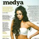 Cansu Dere - Boxer Magazine Pictorial [Turkey] (July 2004)