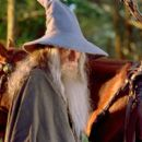 Ian McKellen as the great wizard Gandalf in New Line's The Lord of The Rings: The Fellowship of The Ring - 2001