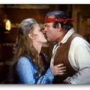 Mariette Hartley and Dan Blocker