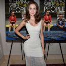 Alison Brie Sleeping With Other People Premiere In La