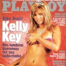 Kelly Key - Playboy Brazil, 2002 - 454 x 608