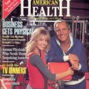 Heather Locklear - American Health Magazine Cover [United States] (September 1984)