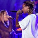 Rita Ora and Wiz Khalifa